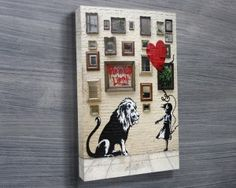 Banksy Wall Art Run for your lives Canvas Prints Australia. Banksy Wall Art Print of the piece called Run for your lives by Canvas Prints Australia Banksy Artist, Banksy Wall Art, Banksy Artwork, Artist Wall, Banksy Canvas Prints, Wall Art Prints, Canvas Art, Canvas Prints Australia, Mural Art
