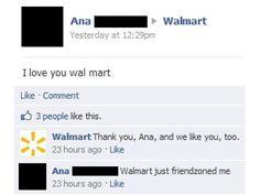 Being friendzoned