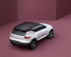 Volvo's new 40 series small car concepts look phenomenal | The Verge