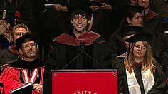 Niel Gaiman's beautiful speech about stepping into the real world with your art.