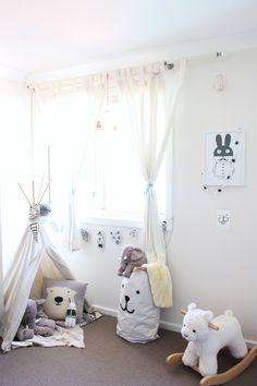 Simple and sweet #nursery