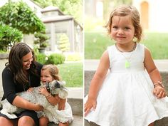 Cute little girls jewelery designed by #KatieWaltman