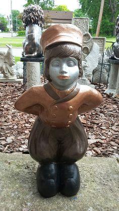 Bazah Home Arts Statues, Berea, Ohio. Garden Statues