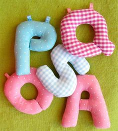 letters naaien - sewing letters (ottobre design, free English pattern + tutorial)