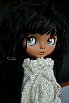 Arya | Alice's tears wool dress | Sue - Suedolls | Flickr
