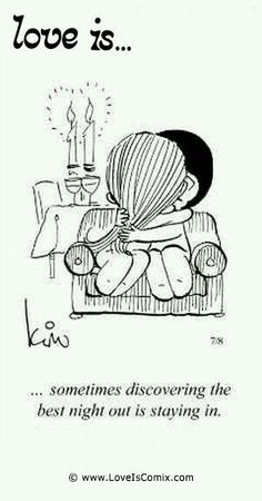 Love is my best night