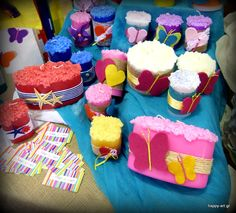 happy-art.gr candles Happy Art, Candles, Handmade Gifts, Cake, Desserts, Food, Hand Made Gifts, Pie, Postres