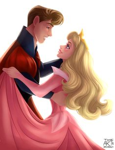 Sleeping Beauty Fan Art