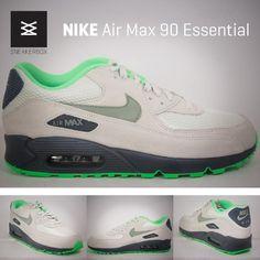 NEW IN. Nike Air Max 90 Essential in Light Bone   Erhältlich in den Größen 42 (US8,5) bis 46 (US12) Preis: 140,00 €  http://www.sneakerbox.me/AIR-MAX-90-ESSENTIAL-LIGHT-BONE  #nike #nikeairmax #airmax90 #airmax #welovenike #nikelove #sneakerbox #sneakerboxseligenstadt #sneakers #sneakerslover #sneaker #sneakerlover #boysinsneaker #sneakeroftheday