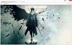 Naruto Wallpapers HD New Tab Themes 2017