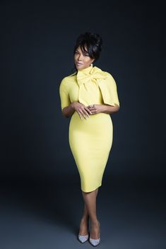 "Meet OWN'S Newest ""First Lady"" Lynn Whitfield %%page%% - Kontrol Magazine Church Dresses, Church Outfits, Modest Fashion, Fashion Dresses, Women's Fashion, Ladies Fashion, Fashion Addict, Fashion Styles, Fashion Clothes"