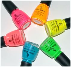 China Glaze - Poolside Collection