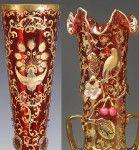 Royal Crystal glass Moser