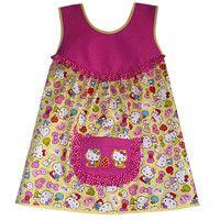 Zástěrka s koťátky / Zboží prodejce CIRO design Girls Wear, Summer Dresses, How To Wear, Design, Fashion, Giant Dogs, Toddler Dress, Everything, Dresses For Babies