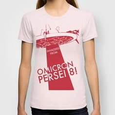 OMICRON PERSEI 8 T-shirt by Dweezle - $18.00