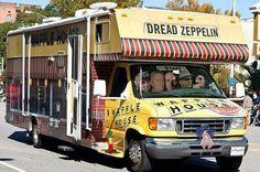 Dread Zeppelin Waffle House Bus