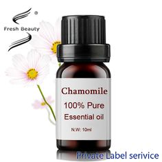 OEM INSTOCK chamomile 100% pure essential oil for anti acne