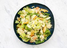Caesar-salaatti parsalla ja hapankaalilla - Rasilainen Aga, Barista, Quiche, Breakfast, Food, Morning Coffee, Essen, Quiches, Meals
