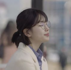 "Suzy ""While you were sleeping"" drama Cool Short Hairstyles, Girl Hairstyles, Short Hair Styles, Ulzzang Short Hair, Haircut And Color, Bae Suzy, Girl Short Hair, K Idol, Korean Artist"