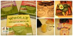 Get Red Carpet Ready with Daily's Cocktails & Wholly Guacamole {Giveaway #RedCarpetReady}