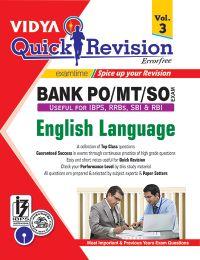 Quick Revision Books