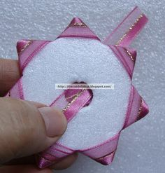 Flowers - DIY Ribbon Flower Maker Tutorial