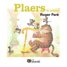"Roger Paré. ""Plaers de música"". Editorial Pagès (Groc)"