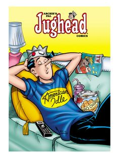 Archie Comics Cover: Jughead #186 American Idle