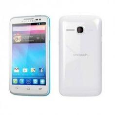 Smartphone ALCATEL X'POP WHITE disponible chez Auchan Luxembourg.