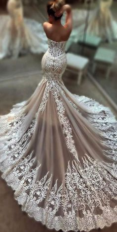 Lace Wedding Dresses That You Will Absolutely Love See more: #weddings