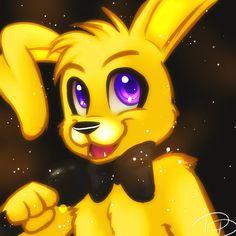 Golden bonnie!
