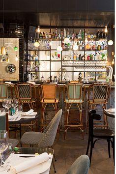 Café Kafka, Kafka, bohemio y cálido http://www.muudmag.com/spa/pagina/146-CAFE_KAFKA Fotos: Enrique Menossi