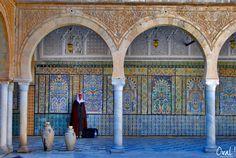 [A Mosque] Somewhere in Tunisia.