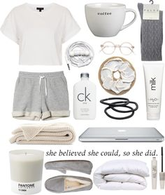 """OOTD: day two of the flu"" by wish-you-were-here ❤ liked on Polyvore"