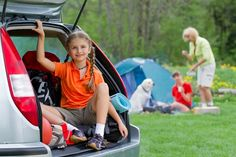 Make camping your No. 1 choice for summer field trips
