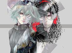 Tokyo Ghoul | Kaneki and Eto