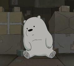 Cartoon Profile Pics, Cartoon Profile Pictures, Cartoon Pics, Cute Cartoon, Ice Bear We Bare Bears, We Are Bears, We Bear, Bear Wallpaper, Cartoon Wallpaper