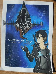 Sword art online by Arabians12 on DeviantArt