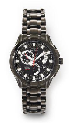 @Kerry MacKay eco-drive men's perpetual calendar watch