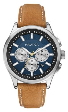 cb4279d08ae1 NAUTICA WATCH MAN A16695G NCT 17    Be sure to check out this awesome watch