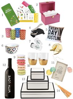 Holiday Gift Guide: For the Hostess. | Kiki's List