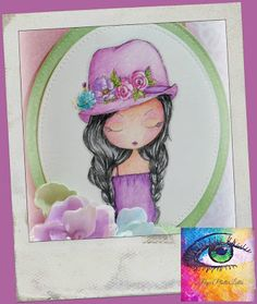 PaperPlotterLottas - CraftChaos: All Dressed Up Stamps: I will not be another flowe...