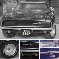68 Dodge Charger 1968 Dodge Charger, Mopar