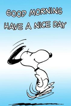 morgen ist alles schon wach - Snoopy and the Peanuts Gang - Guten Morgen Sonntag Good Morning Snoopy, Good Morning Greetings, Goog Morning, Morning Cartoon, Charlie Brown Quotes, Charlie Brown And Snoopy, Good Morning Funny Pictures, Good Morning Images, Morning Pics