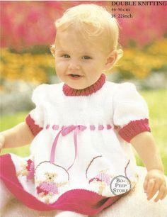9373229aa 100 Best Knitting ~ baby dress (sleeveless) images