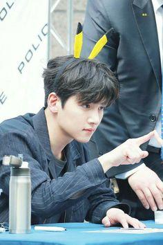 Cute ji chang Wook
