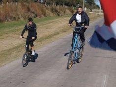 La vuelta al mundo en bici  www.viajerosdelosvientos.com  Delironautas en Oniriciclos -tall bikes-: Jamerboi y los pequeños viajes