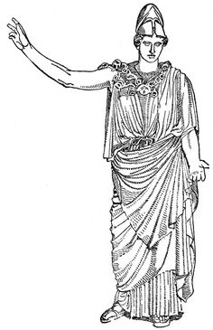 Below are a variety of Greek Goddess images based on ancient Greek sculptures and art. You'll find versions of Artemis, Hera, Iris, Hebe, and more. Artemis Goddess, Athena Goddess, Greek Mythology Gods, Greek Gods, Greek Titans, Ancient Greek Sculpture, Disney Princess Coloring Pages, Pagan Symbols, Ancient Myths