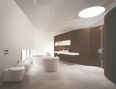 Duravit - Starck 1 de Duravit – design sanitaire : la série pour la salle de bains conçue par Philippe Starck