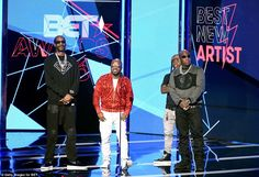 Exclusive Images: BET AWARDS 2016